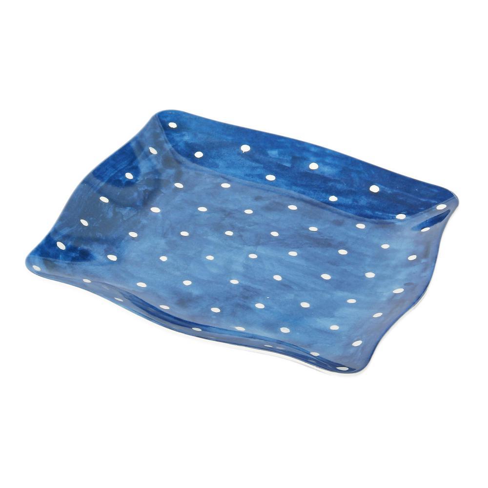 Encore Pallini Blue Dinner Plate (Set of 4) 20323