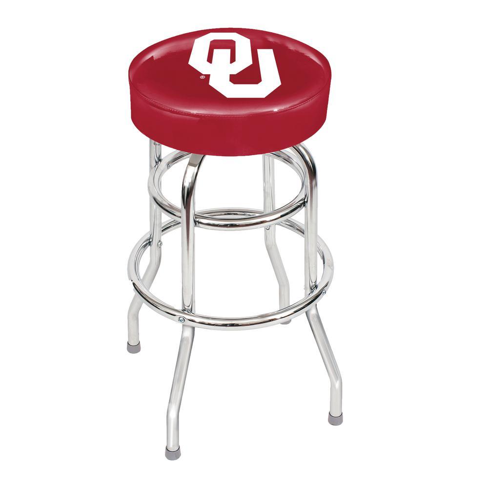 University of Oklahoma Bar Stool