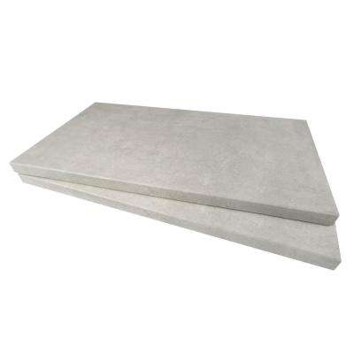0.79 in. x 13 in. x 24 in. Beton Grey Glazed Porcelain Pool Coping (26-Piece/56.33 sq. ft./Pallet)