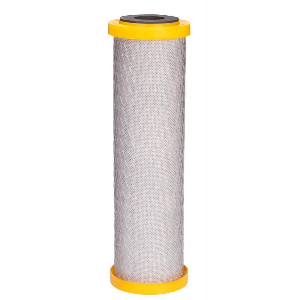 EcoPure Advanced Universal Under Sink Replacement Filter