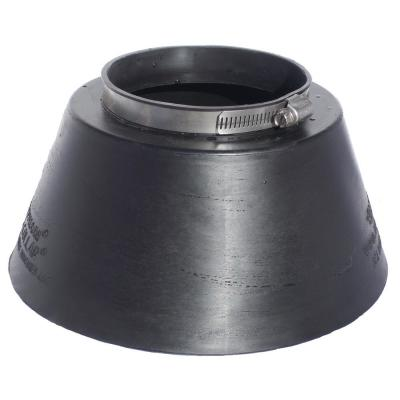 Critter Quitter Critter Quitter Small Size Plumbing Vent Repair For 2 1 2 In And 3 In Lead Flashing 1 1 2 In And 2 In Vents Cqssm1 The Home Depot