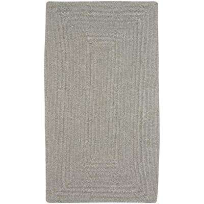 Candor Concentric Green 5 ft. x 8 ft. Area Rug