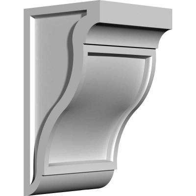 6 in. x 10-1/8 in. x 18 in. Polyurethane Cole Corbel