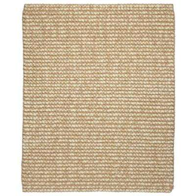 Zatar Beige/Tan 3 ft. x 5 ft. Area Rug