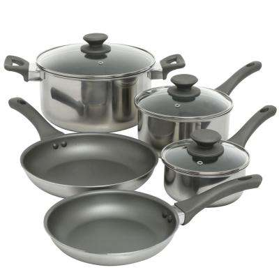 Rivendell 8-Piece Cookware Set with Lids