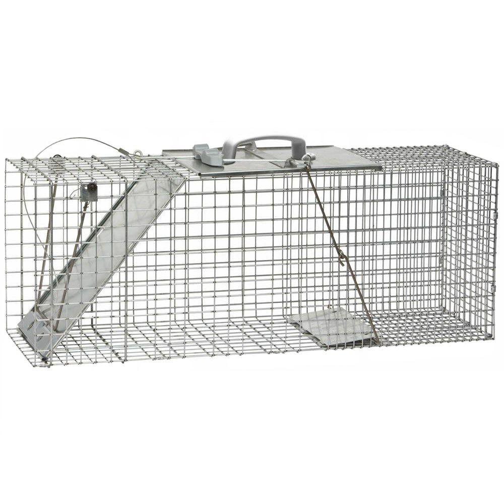 Large Easy Set Live Animal Cage Trap