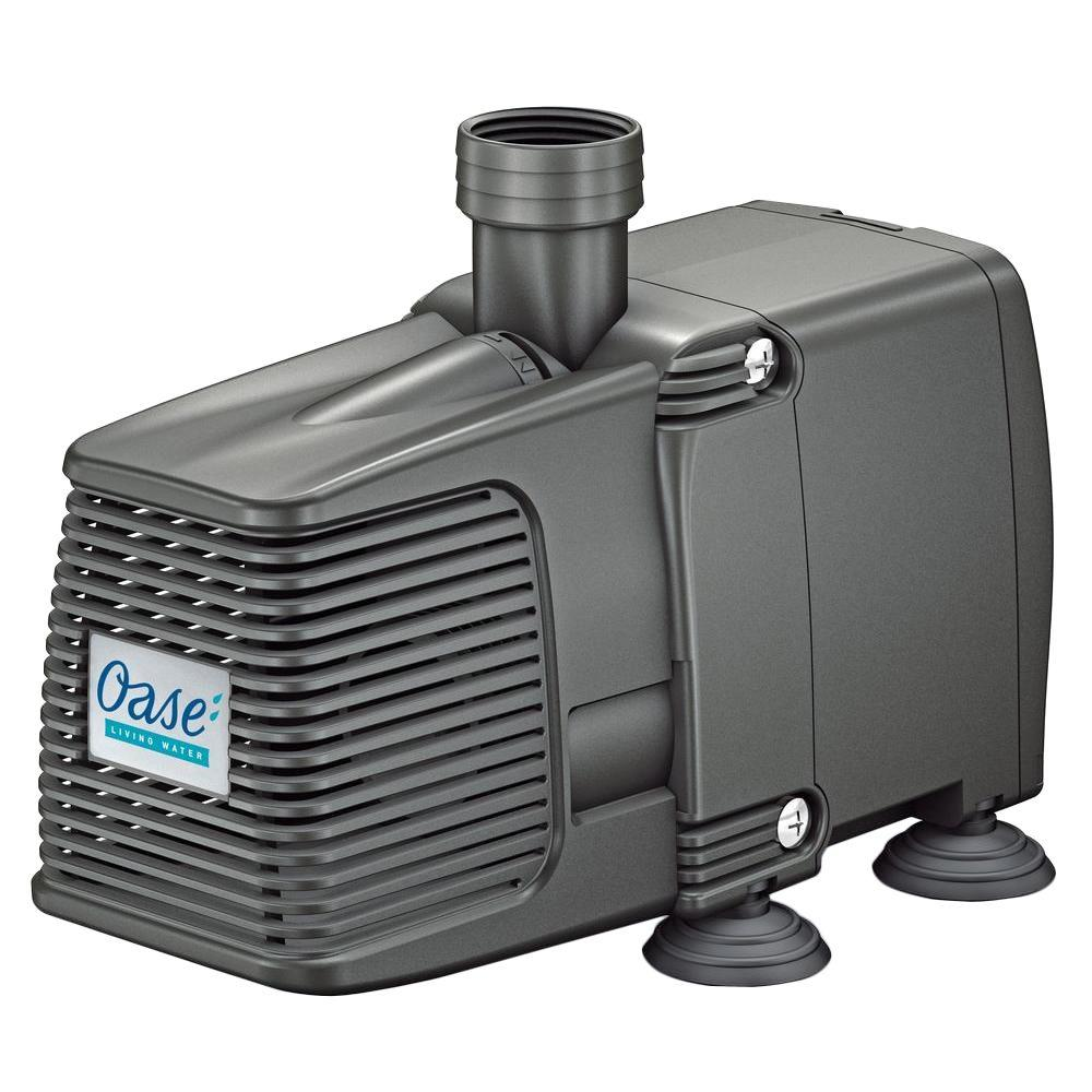 Oase Aquarius 1,400 GPH Fountain Pump