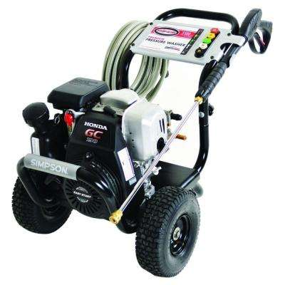 MegaShot 3,100 psi 2.5 GPM Gas Pressure Washer Powered by Honda