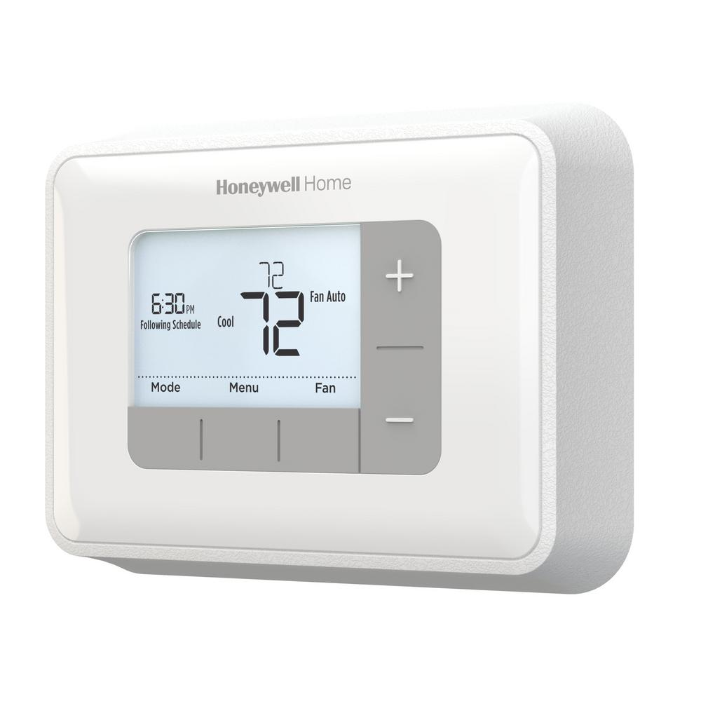 Honeywell Home 5-2 Day Programmable 2H/2C Thermostat with Backlight