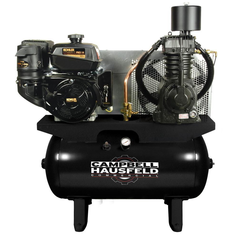 Campbell Hausfeld 30 Gal. Gas Air Compressor