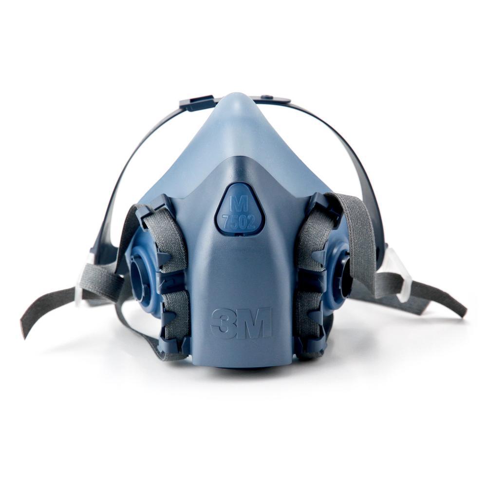 Medium Half Face piece Reusable Respirator (Case of 10)