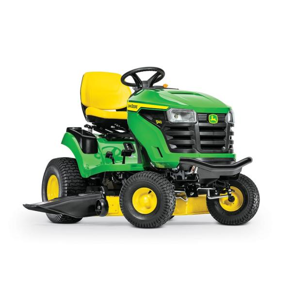 S140 48 in. 22 HP V-Twin Gas Hydrostatic Lawn Tractor