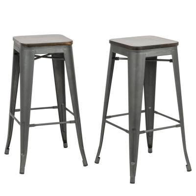 Cool Gray Bar 28 33 Carolina Forge Bar Stools Kitchen Pdpeps Interior Chair Design Pdpepsorg