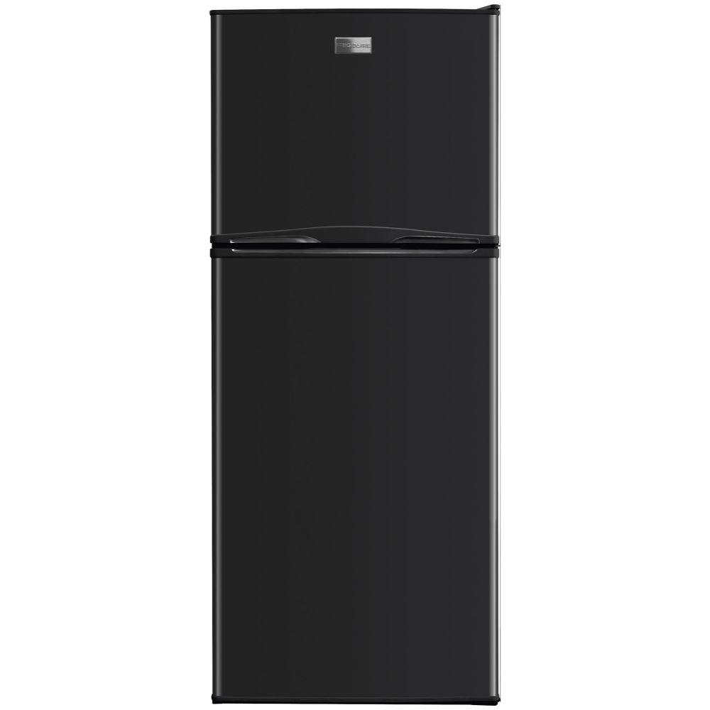 Frigidaire 11.5 cu. ft. Top Freezer Refrigerator in Black
