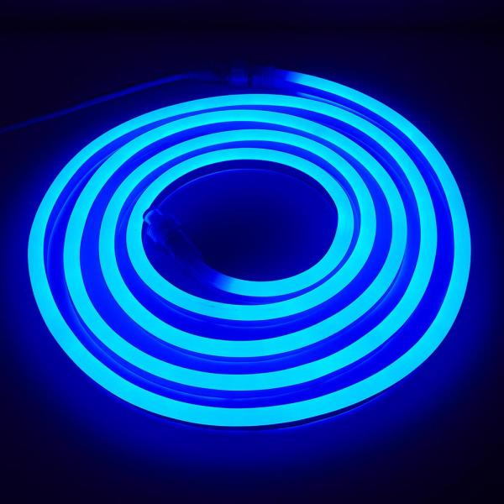 Neon Led Blue Rope Light Kit