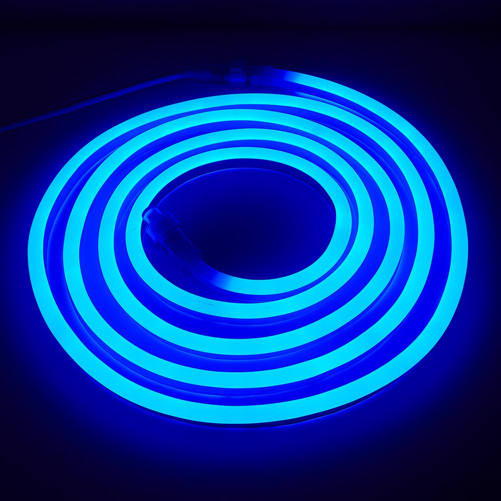 Neon Led Blue Rope Light Kit