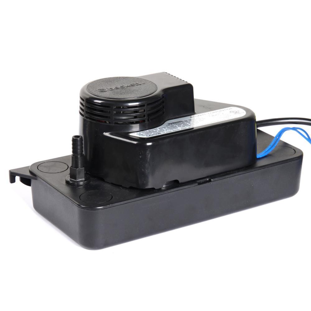 115Volt Low Profile Automatic Condensate Removal Pump