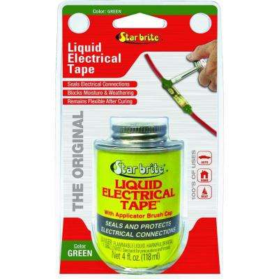 4 oz. Liquid Electrical Tape - Green