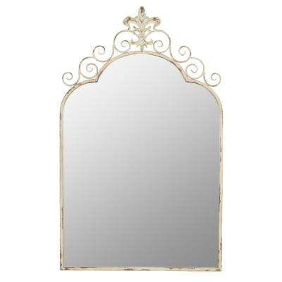 White - Metal - Arch - Mirrors - Wall Decor - The Home Depot