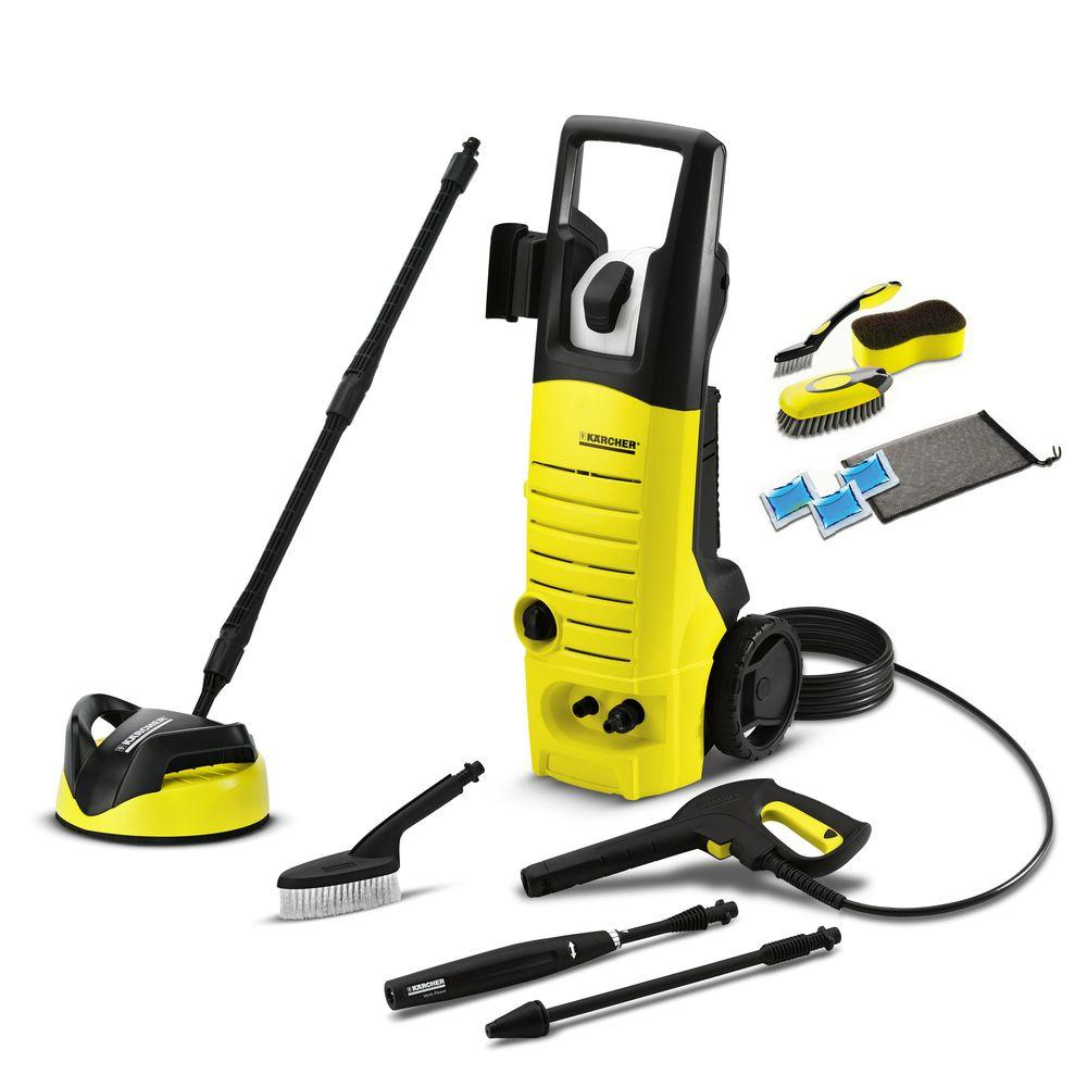 Karcher 1800 psi 1.5 GPM Electric Pressure Washer-DISCONTINUED