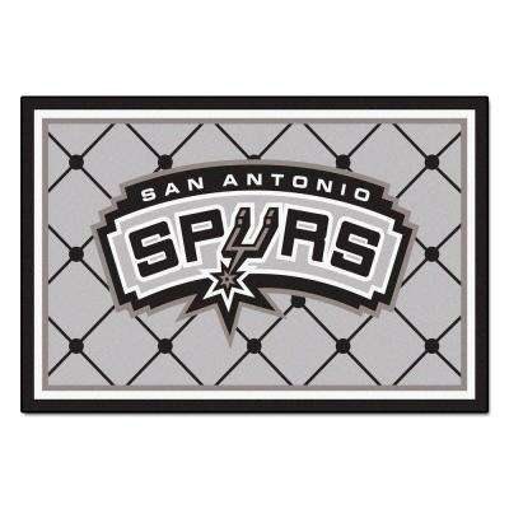 San Antonio Spurs 5 ft. x 8 ft. Area Rug