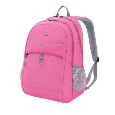 18 in. Relaxed Mauve Backpack