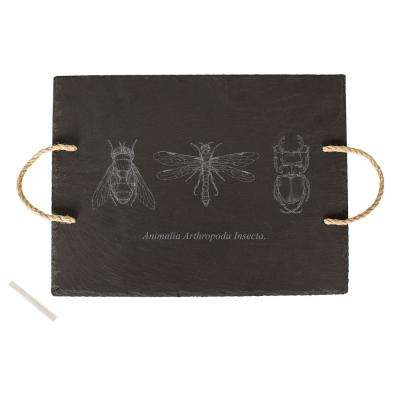 Halloween Insect Slate Serving Tray