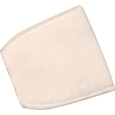 Cloth Vacuum Filter for use with Makita XLC02 18V Compact Lithium-Ion Cordless Vacuum