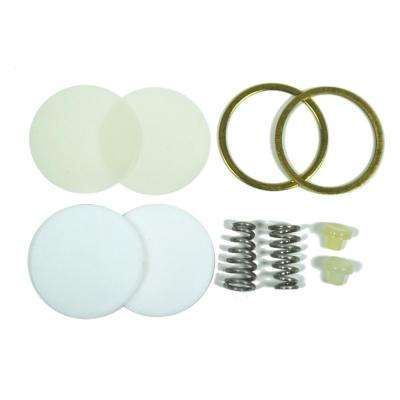 1/8 in. Diaphragm Replacement Seal Set for 600-Series Manifolds (2-Piece)