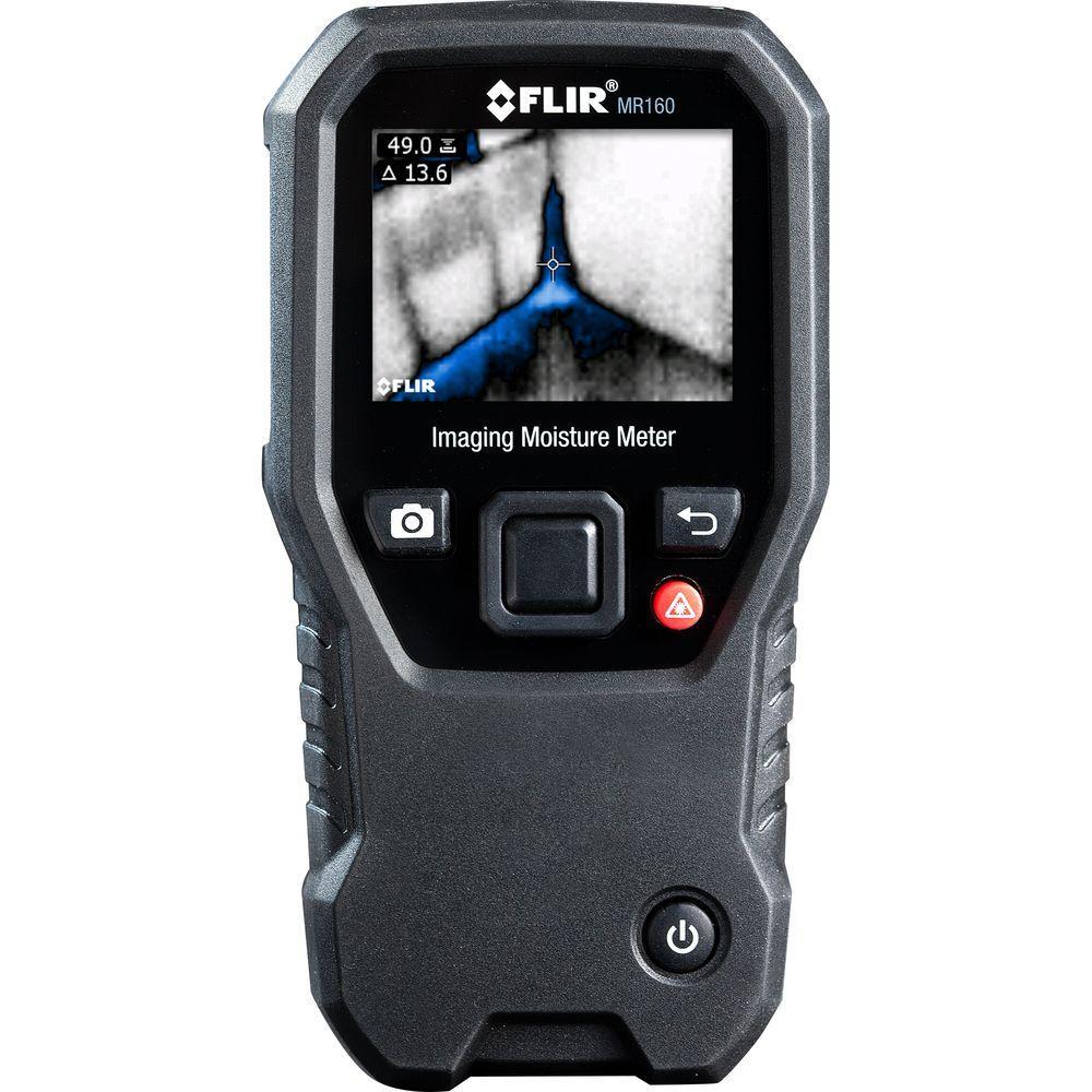 Flir Imaging Moisture Meter Mr160 The Home Depot