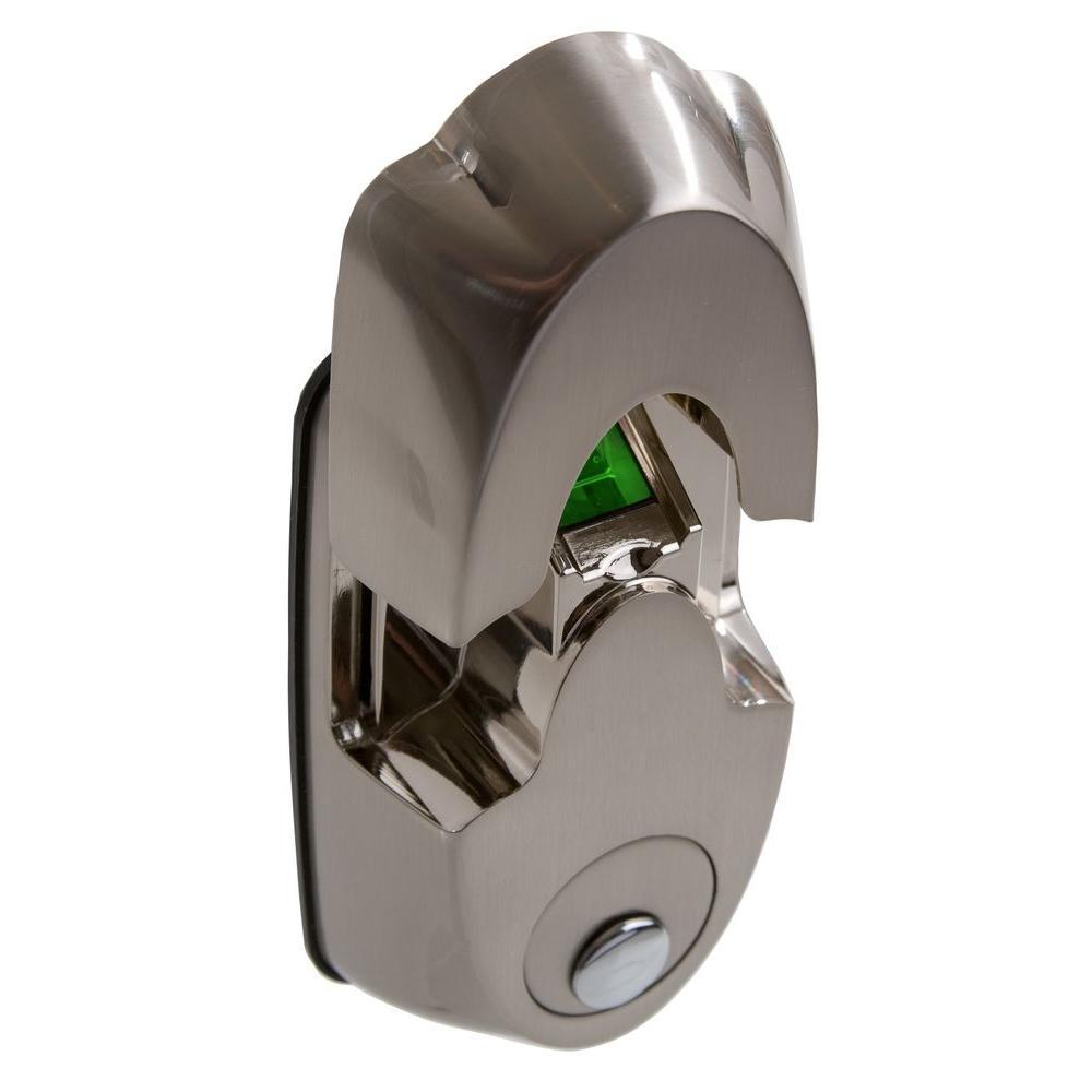 null NextBolt Secure Mount - Satin Nickel