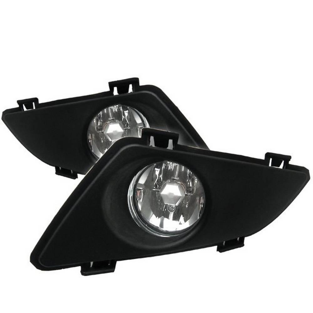 Mazda 6 03-06 OEM Fog Lights ( Will Not Fit Sport Model )W/Switch - Clear