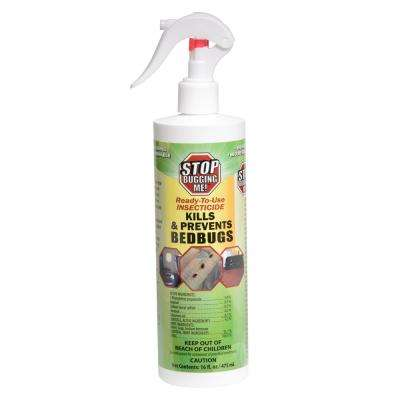 16 oz. Stop Bugging Me Bed Bug Spray