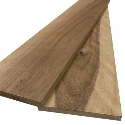 Hickory Birch Hardwood Boards Appearance Boards