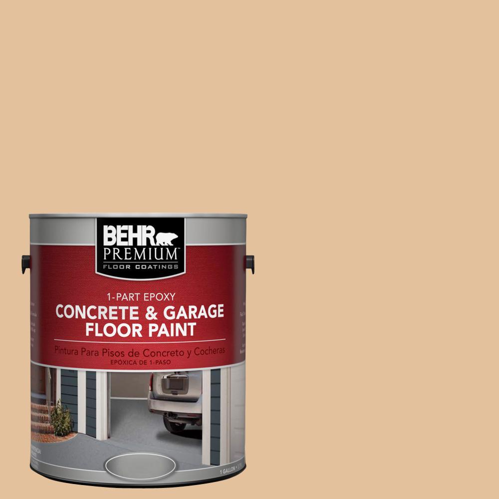 1 gal. #S270-3 Tostada 1-Part Epoxy Concrete and Garage Floor Paint
