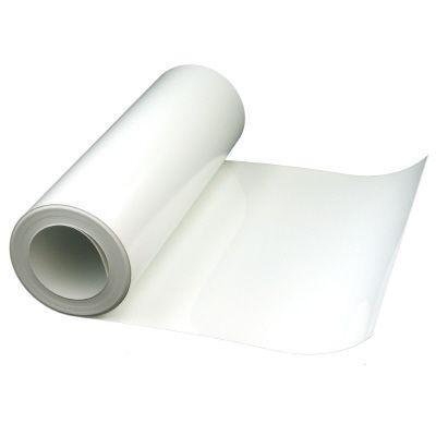 14 in. x 30 ft. White Roll Stock Vinyl Flashing
