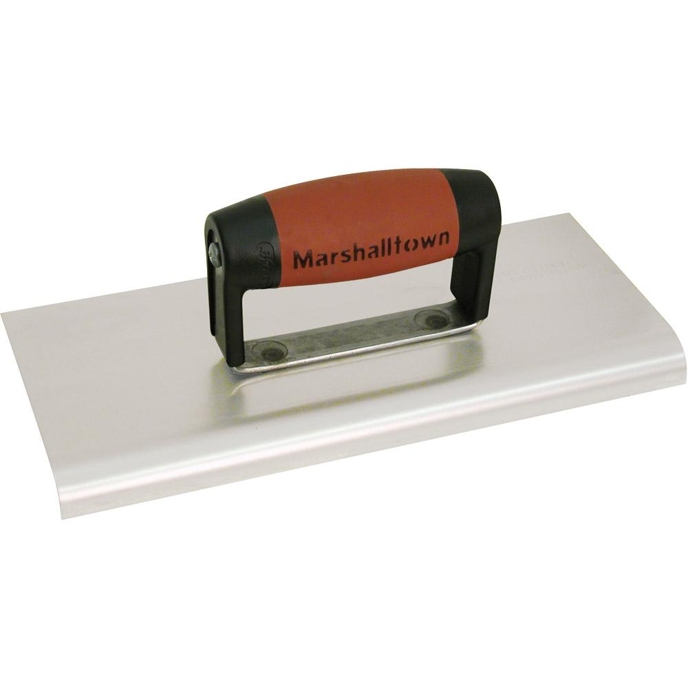 marshalltown 10 in x 4 in stainless steel edger 190ssd