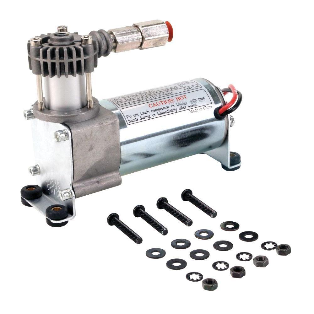 90C 12-Volt Electric 120 psi Air Compressor