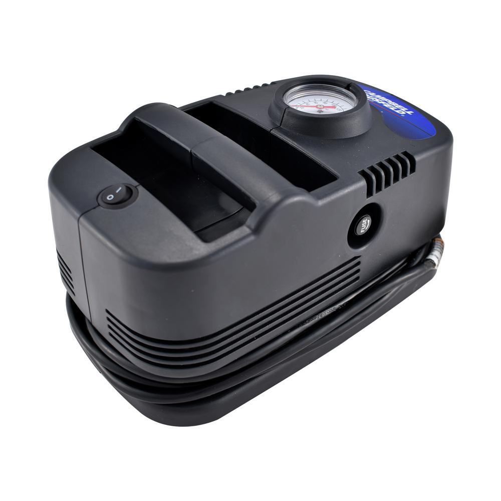 Campbell hausfeld tire inflator with gauge mp600000av for Air compressor for pool closing