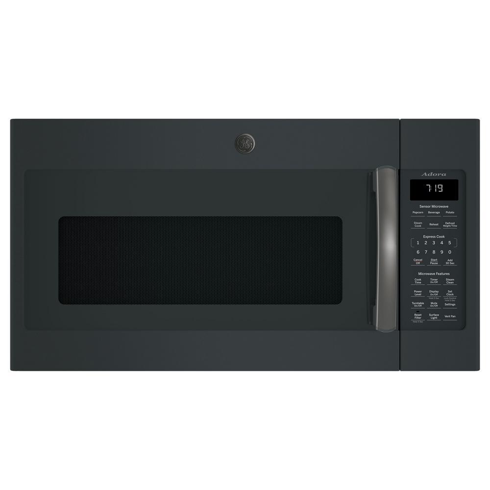 Adora 1.9 cu. ft. Over-the-Range Sensor Microwave in Black Slate