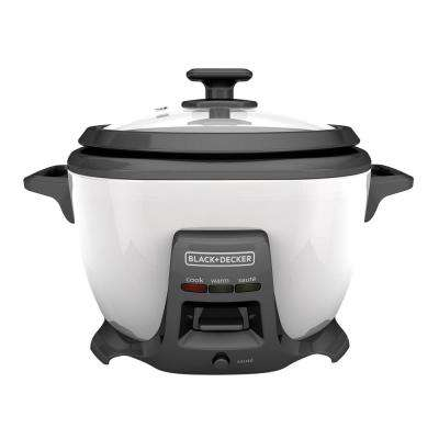 14-Cup Rice Cooker with Saute