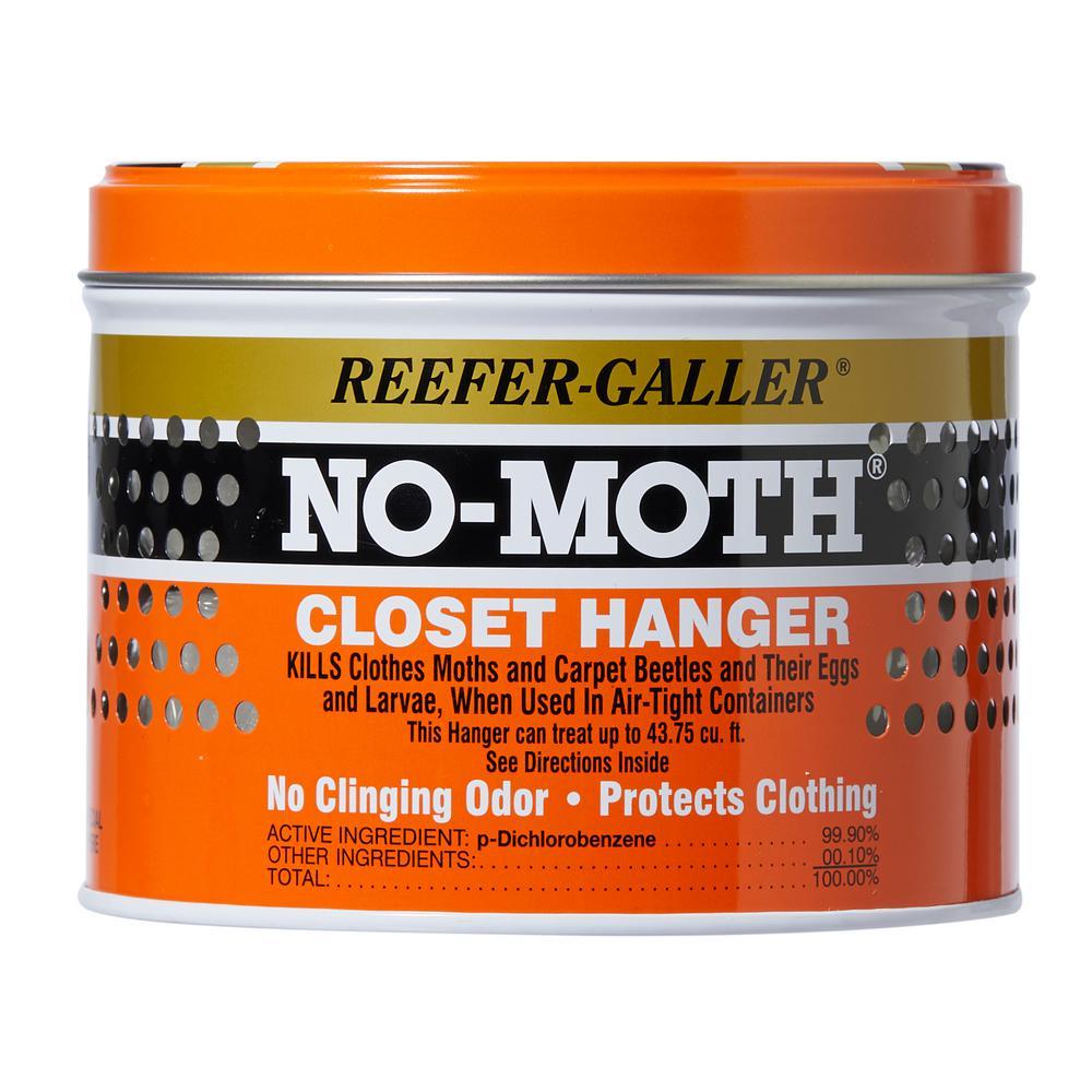 NO MOTH 14 oz. Hanger (Pack of 6)