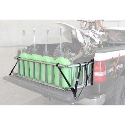 RampXtender Motorcycle Ramp and Tailgate Extender - Aluminum