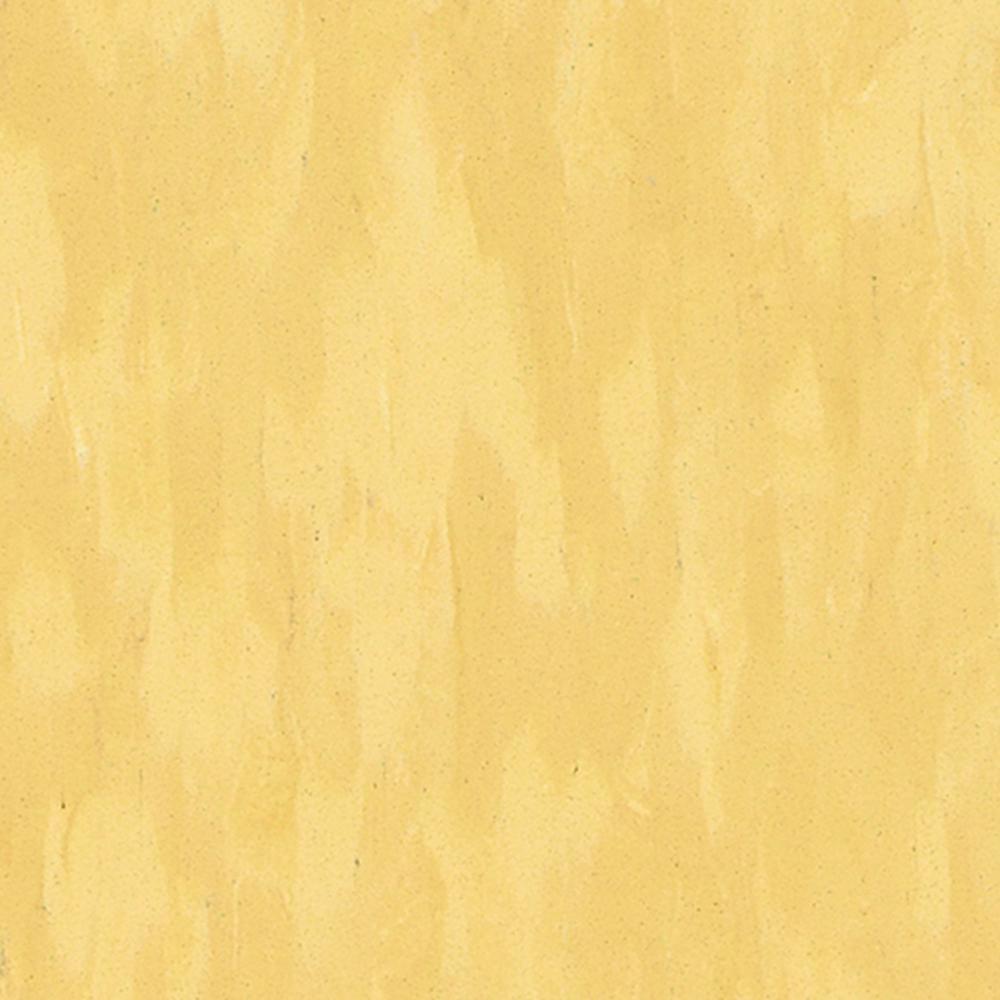 Migrations BBT 12 in. x 12 in. Lemon Squeeze Commercial Vinyl Tile Flooring (45 sq. ft. / case)