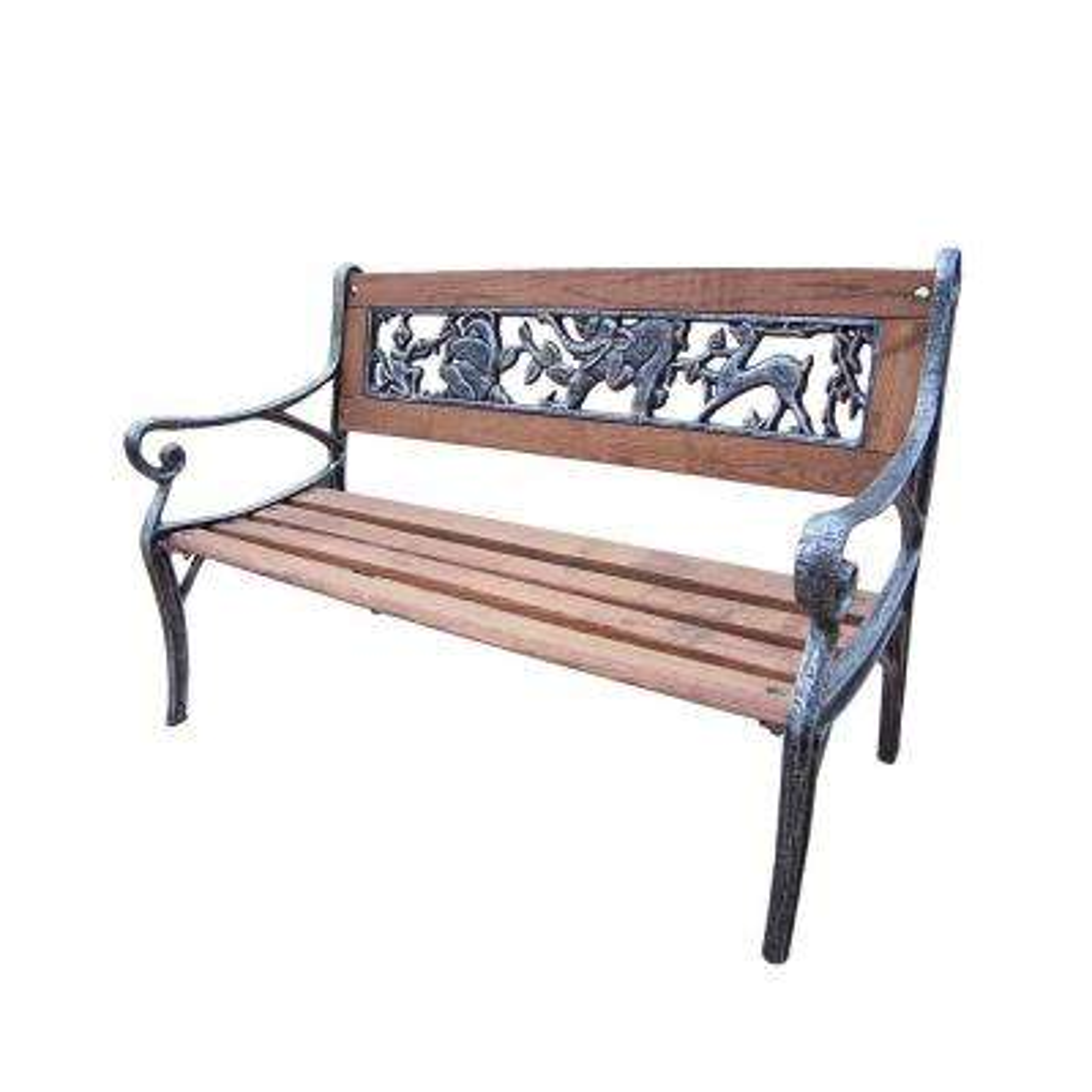 Animal Kiddy Patio Bench