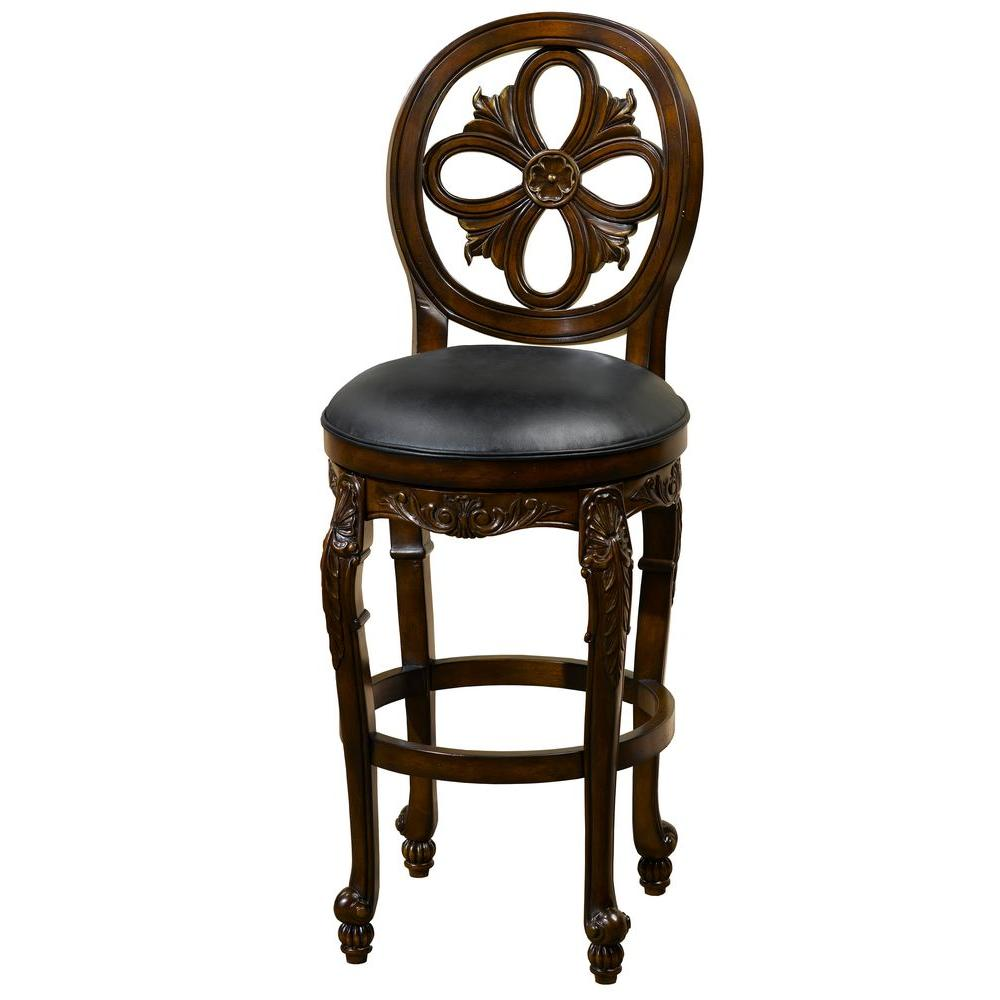 Hillsdale Furniture Rosalee Swivel Bar Stool-DISCONTINUED