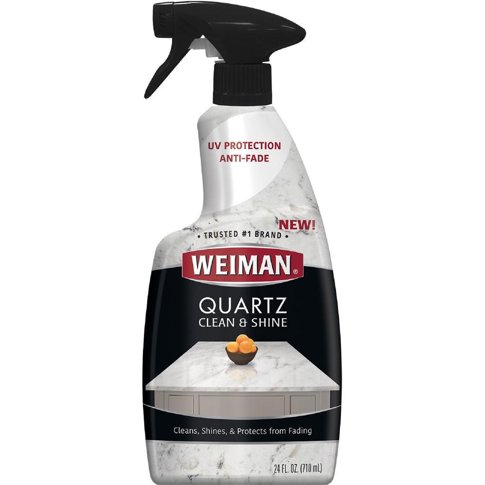 Quartz Clean and Shine