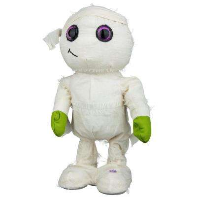 12.5 in Animated Grooving Mummy