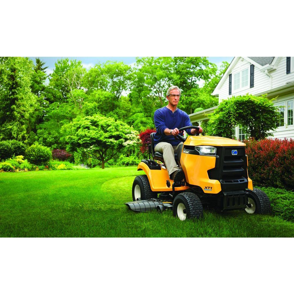 Cub Cadet XT1 Enduro Lawn Tractor Best Riding Lawn Mower For Hills
