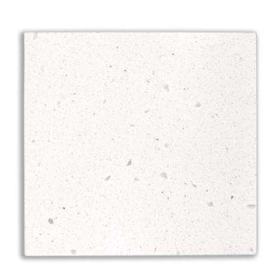 4 in. Solid Surface Countertop Sample in Shower